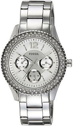 Fossil Women's ES3588 Stella Multifunction Stainless Steel Watch - Silver-Tone Fossil http://www.amazon.com/dp/B00KGTUKCI/ref=cm_sw_r_pi_dp_OLTxwb0DFX2S1