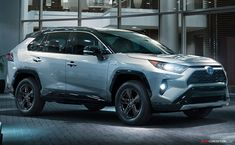 All-New 2019 Toyota RAV4 Unveiled at New York Auto Show