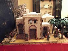 álbumes de fotos Concept Architecture, Scale Models, Christmas Decorations, Nativity Scenes, Miniatures, Dollhouses, Portal, Nativity, Christmas Projects