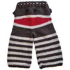 Knitting Pattern For Sock Monkey Pants : 1000+ images about For when I finally learn to knit on Pinterest Ravelry, K...