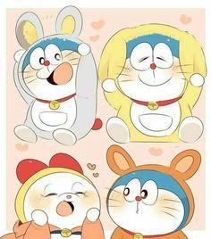 Doraemon The Movie: Nobita's Dinosaur 2006 Doraemon Wallpapers, Cute Cartoon Wallpapers, Doremon Cartoon, Cartoon Characters, Bear Wallpaper, Kawaii Wallpaper, Kawaii Drawings, Cute Drawings, Anime Angel