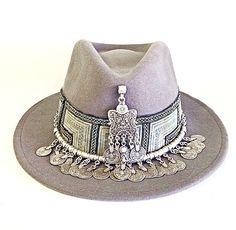 Boho hat by Emokibiza