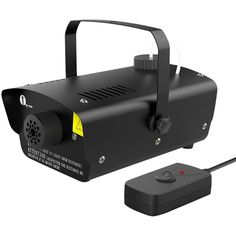 1byone Halloween Fog Machine with Wired Remote Control, 400-Watt Smoke Machine for Holidays, Parties, Weddings, Black         ** Check out this great product. (This is an affiliate link) #MusicalInstruments