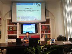 I primi interventi della giornata: da University of Mariland prof Alberto Macario, dall'Islanda dr. Thorvard Finnbjornsson, dal Portogallo dr Artur Costantino Castro Pinto