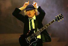 Angus Young - Guitarrista de AC/DC