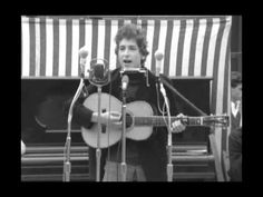 #BOBDYLAN Playlist ...blowing in the wind...Mr. Tambourine Man (Live at the Newport Folk Festival. 1964) - #YouTube