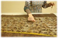 Мастер-класс: валяем тунику в эко-стиле - Ярмарка Мастеров - ручная работа, handmade