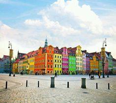 Wroclaw, Poland - Rynek