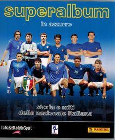 Reprint Album Superalbum in Azzurro World Cup Italia 1990 Panini  | eBay