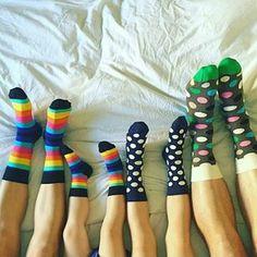 Ezekhez hasonlò, vidàm zoknik közül vàlogathattok a webshopunkban www.cargomoda.hu! #cargomoda #socks #happysocks #fashion #monday #goodnight #divat #budapest #hungary #shoes #zokni #fashionable #bed #family #bestoftheday