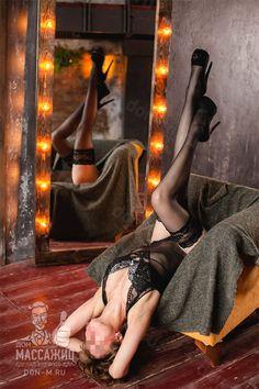 Мастер эротического массажа Карина