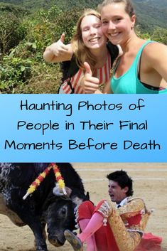 photos depict people in their final moments or hours before death. They are all incredibly tragic.These photos depict people in their final moments or hours before death. They are all incredibly tragic. Haunting Photos, Health Tips For Women, Relationships Love, Health Quotes, Wtf Funny, Weird Facts, Photo S, Finals, People