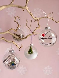 how to make cheap home decorations for christmas decorating