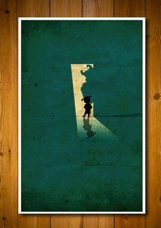 Record is Life :: [포스터디자인] 캐릭터 특징이 살아있는 픽사 캐릭터 포스터