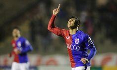 O São Paulo praticamente encaminhou a contratação do atacante Robson, destaque…