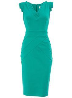 Jade Sheath Dress