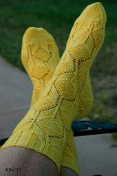 Ravelry: Cubist Socks pattern by Cookie A