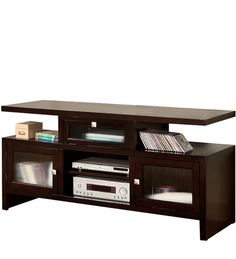 At Pepperfry.com you can choose from zillions of TV unit designs ...