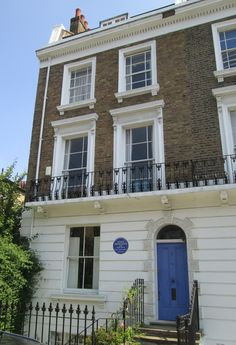 The home of novelist and poet George Meredith