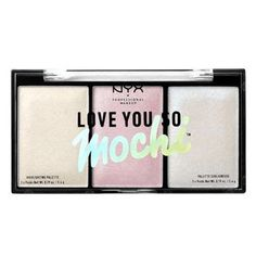 Love You So Mochi Highlighting Palette | NYX Professional Makeup