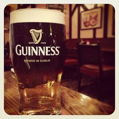 Photo by brambleman - #Guinness #beer floating on #Strongbow #cider! Surprisingly tasty! :)