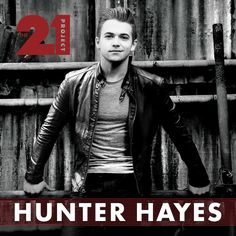 Hunter Hayes - 21 Project on CD 2015 three CD set from the country singer/songwriter. The 21 Project is a unique and special collection. Each disc on the set includes seven songs, each one performed d