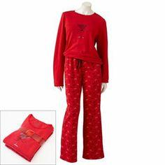 Croft and Barrow Textured Knit Pajama Gift Set #KohlsDreamGifts