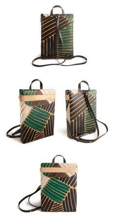 Cristina Paniagua Periscal of Pendular Pocket / iamthelab.com - Your Handmade Laboratory