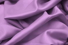 """Square 90""""x90"""" Lamour Satin Table Overlay - Victorian Lilac ● $11.99  ● Available from www.cvlinens.com"""