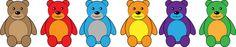 teddy bear cartoon kids for kids school by Kopralzz.com, via Flickr