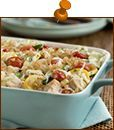 Summer Vegetable & Chicken Casserole