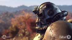 We have finally learned exactly what Fallout 76 is. At the Bethesda 2018 briefing, director Todd Howard confirmed that Fallout 76 is a multiplayer-focused, always-online game. The characters you come across in Fallout 76 are real people. Xbox One, Playstation, Todd Howard, Microsoft, Fallout Game, Fallout Rpg, E3 2018, Bethesda Games, 1950s