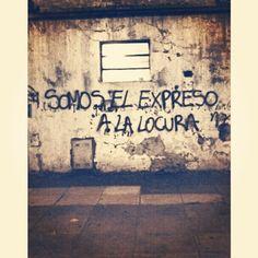salta la banca | Tumblr Love Life, My Love, Wall Writing, Never Give Up, Rock N Roll, Graffiti, Street Art, Tumblr, Facts