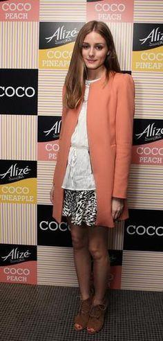Olivia Palermo's Best Style Moments   StyleCaster