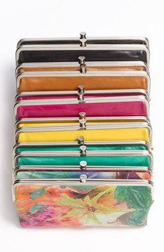 Hobo 'Lauren' Double Frame Clutch. Hobo wallet...I WANT!
