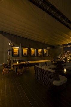 art installation at Tokyu Plaza Shibuya Fukuras – artless Inc.   news & archives Sky Bar, Rooftop Lounge, News Archives, Installation Art, Art Direction, Tokyo, Artworks, Architecture, Interiors