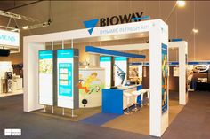 BIOWAY @ WEFTEC Environmental company Bioway introduces its revolutionary biological waste treatment technology in the lucrative Australian market with a grand splash