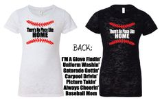 Baseball TShirts Burnout Custom Colors by GraphicsUnlimitedLLC, $25.00
