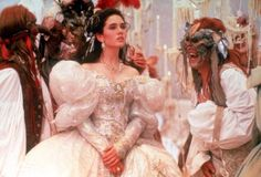 Masked ball in The Labyrinth