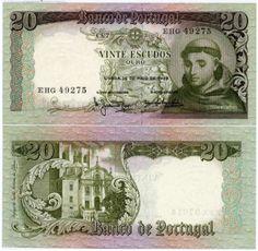 20 escudos Sto. António