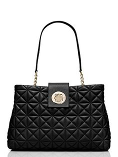 online shopping for Kate Spade New York Kate Spade Whitaker Place Elena Shoulder  Handbag Black from top store. See new offer for Kate Spade New York Kate ... 841abfc10bc19