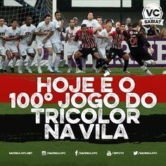#13 - 19.04.2015. O centésimo jogo do São Paulo na Vila Belmiro