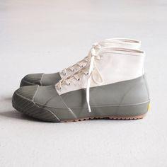 GS Rain Shoes by MoonStar x STUSSY