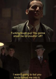 Boardwalk Empire: Jimmy <3
