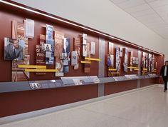 New York Law School Exhibition Casework