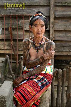 Whang Od (Fang Od): Last Mambabatok: Tattoo Artist of Kalinga, Philippines