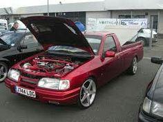 Ford Sierra, Hot Rods, Car Garage, Garage, Carriage House