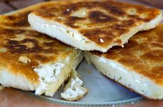 Green & Blu - TIGANOPSOMA* (from EVIA) Tiramisu, French Toast, Traditional, Breakfast, Ethnic Recipes, Greek, Food, Morning Coffee, Greek Language
