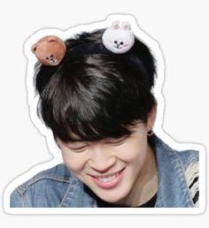 Jimin Sticker