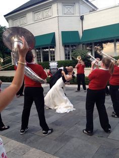 University of Wisconsin marching band